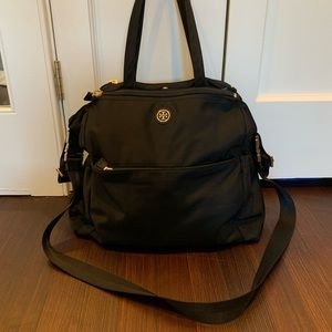 Gently Used Tory Burch Diaper Bag